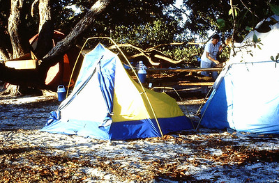 0696 Tent for overnite