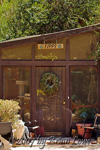 Tippi Hedren's house