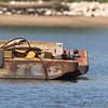 Least Tern Experimental Nesting Barge <br /> Ellis Bay <br /> Riverlands Migratory Bird Sanctuary