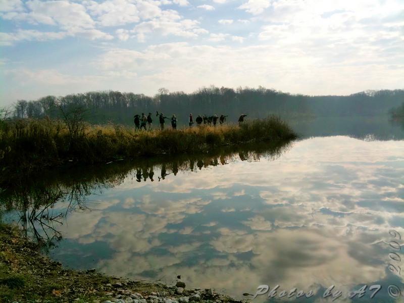SLAS Birders at Lake 35 <br /> Busch Wildlife Conservation Area