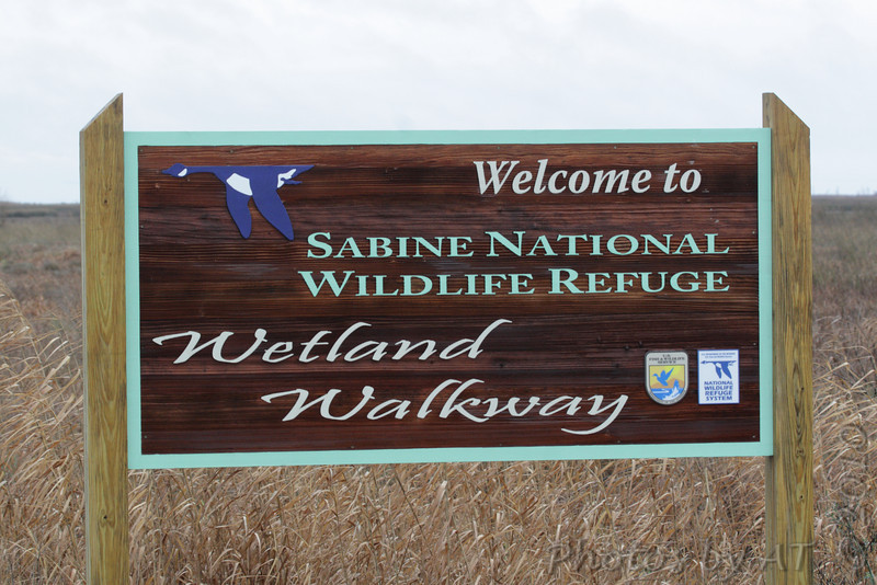 Sabine National Wildlife Refuge <br /> Louisiana