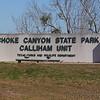 Choke Canyon State Park<br />  Texas