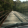 Swinging Bridge at Brumley <br /> Lake of the Ozarks State Park <br /> ASM Fall Meeting <br /> <br /> Taken with SmugShot on my iPhone