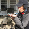 """Lanny with the help of Jean releasing a banded  <br> Rufous Hummingbird  <br> Franklin County <br><br><span class=""""noShowSmart""""> <a href=""""/MyKeywords/Bird-Videos/n-gF9bt/i-MDQwPkC/A""""> <span style=""""color:yellow"""">Click here to open video in lightbox/full screen</span></a> </span>  <span class=""""noShowGallery""""> <a href=""""/Birds/Birding-2011-December/2011-12-03-Franklin-County/i-MDQwPkC/A""""> <span style=""""color:yellow"""">Click here to open video in lightbox/full screen</span></a> </span>"""