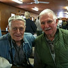 Jim Jackson and Paul Bauer <br /> (136 years of birding experience)<br /> <br /> Taken with SmugShot on my iPhone