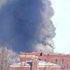 Fire in Alton