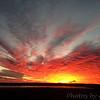 Sunset over Heron Pond<br /> Riverlands Migratory Bird Sanctuary