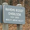 Raven Roost <br /> Blue Ridge Parkway, Virginia <br /> 4/03/15