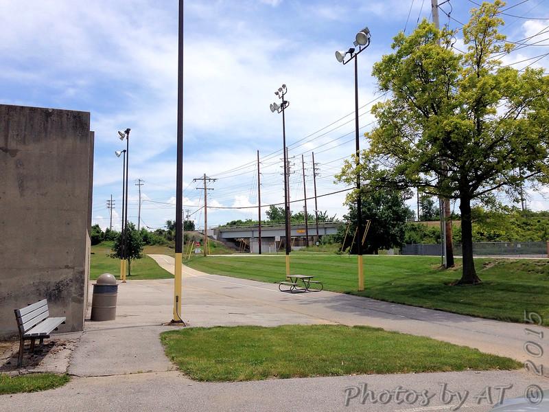 Handball courts <br /> Bridgeton Municipal Athletic Complex (BMAC) <br /> Bridgeton, Missouri