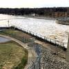 Below Dam <br /> Carlyle Lake, Illinois