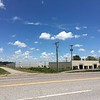 """Western Kingbird nest <br> <span style=""""color:yellow"""">Over levee north side at end of St. Charles Rock Road  </span>  <br> Bridgeton, MO"""