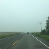 On highway 25 <br /> Fog all the way