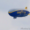 Goodyear Blimp <br /> Over Confluence Road <br /> 7/21/18