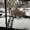 Record snow for this date <br /> 4-5 inches so far <br /> Backyard feeders (hummer feeders temporary taken in) <br /> Bridgeton, Mo<br /> 2018-11-15 09:22:40