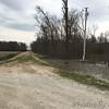 Keeteman Road at levee <br /> looking north