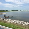 Least Tern Barge <br /> One of the two barges sprung a leak.<br /> It got do bad they moved it to shore.<br /> Teal Pond <br /> Riverlands Migratory Bird Sanctuary