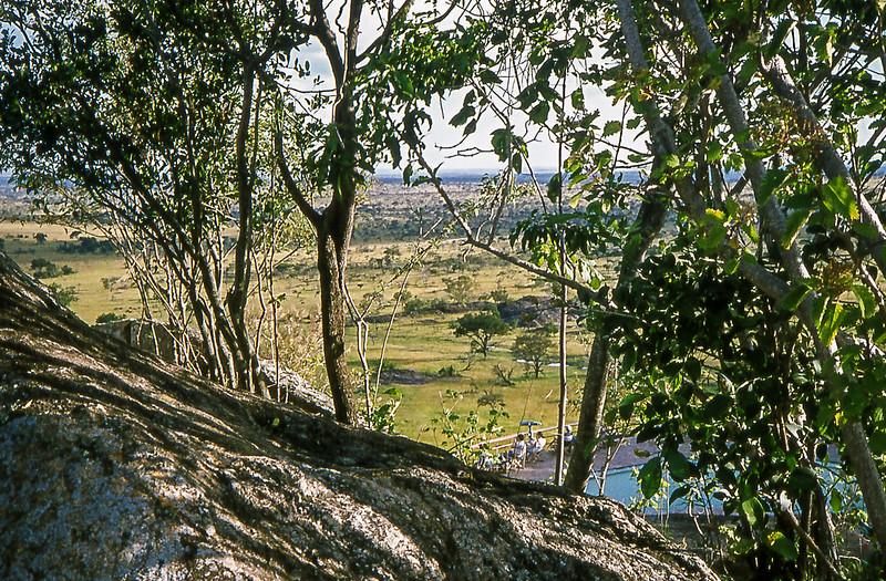 1974-02-2013 Lobo Lodge, Serengeti, June 11 1974