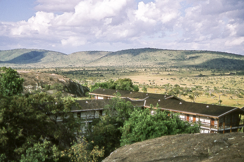 1974-02-2007 Lobo Lodge, Serengeti, June 11 1974