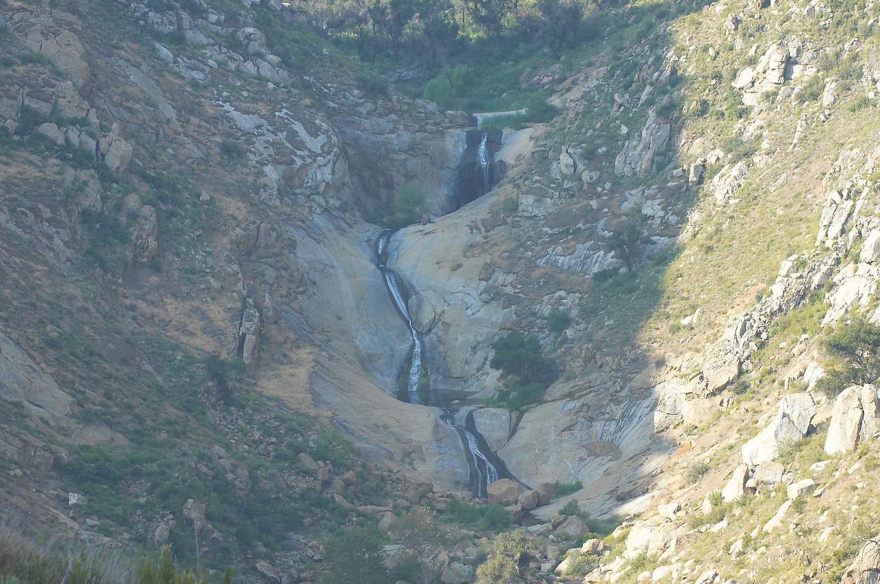 Three Sisters Waterfalls