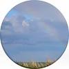 April 30, 2005 - Town Beach, West Island  - rainbow