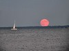 10-17-05<br /> West Island<br /> Moonrise