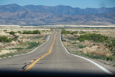 Chiricahua Mountains - Arizona