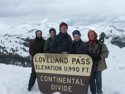 Colorado Birding Trip 2011