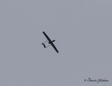 U.S. Border Patrol Drone in action