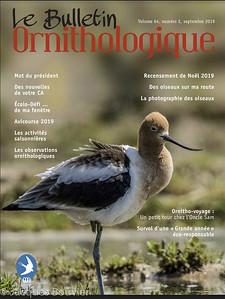 2019 Le Bulletin ornithologique du COQ