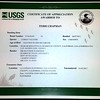 My Certificate of Appreciation, from the USGS, for reporting the tagged Turkey Vulture I photographed on New Year's day 2017 over the parking lot of Descanso Gardens. It is so cool that the vulture was banded in 2011 and that the bird is still alive, appears healthy, and is living in a different part of California than where it was banded.