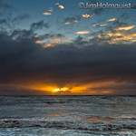 Sunset in Kihei on Maui.<br /> <br /> I really appreciate the comments!