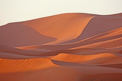 5.5.2017 Morocco Sahara Desert, First morning light