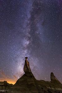 """""""Stars Over Bisti"""""""