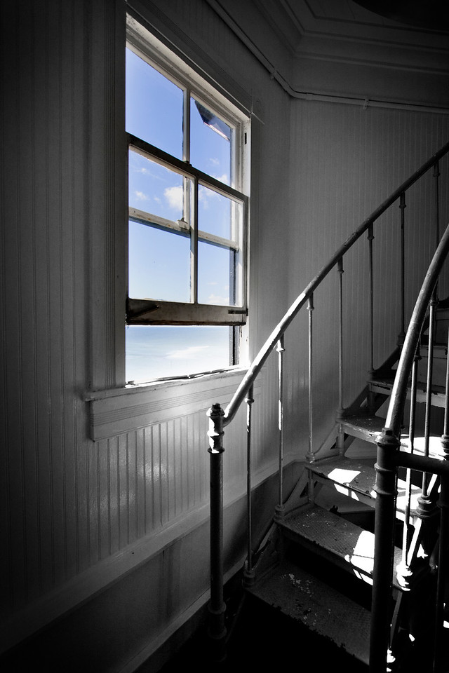 """""""Stair with a View"""""""