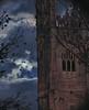 Unitarian Church and moon