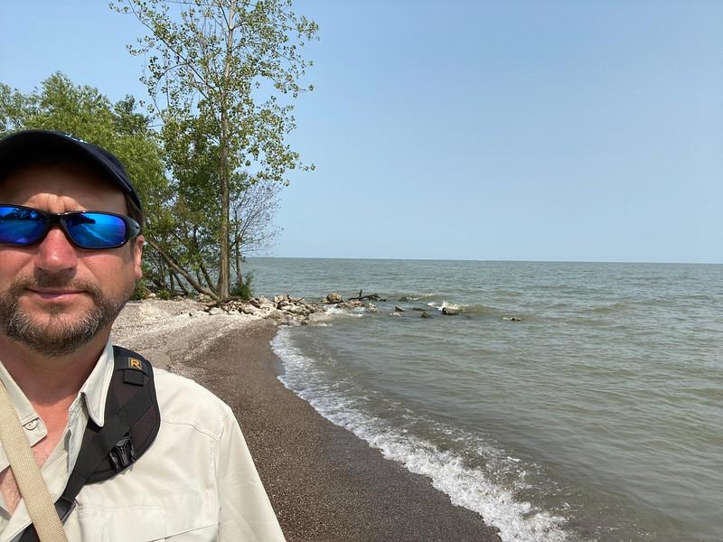 On Lake Erie