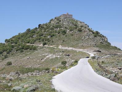 Ipsilou Monastery, Lesvos Greece