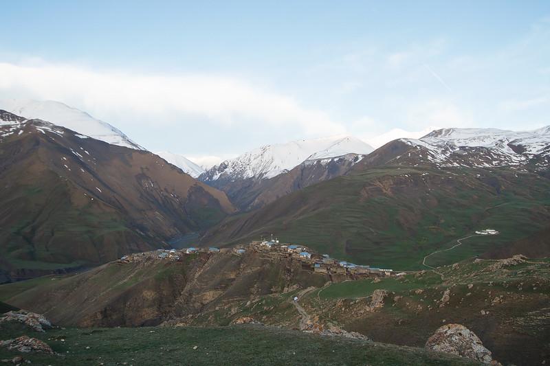 Khinaliq village