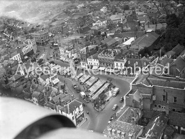 Market Square, Sep 20 1952