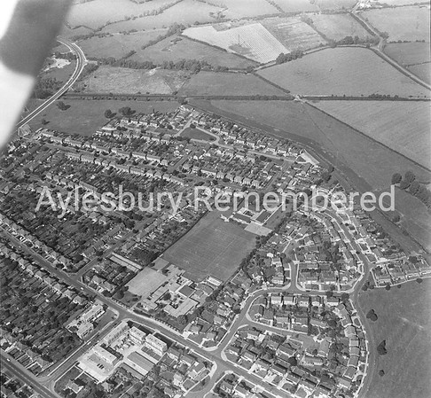 Broughton Avenue and Narbeth Drive, 1979