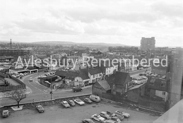 Cambridge Street and Upper Hundreds, Feb 1974