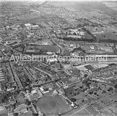 High Street, Park Street and Tring Road area, 1979