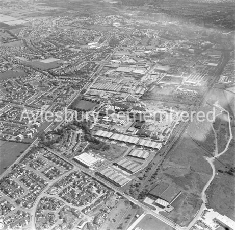 Haydon Hill and Bicester Road, Oct 23rd 1977