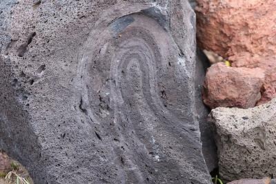 Basalt on St. Paul Island