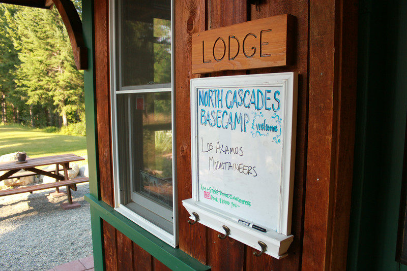 North Cascades Basecamp Lodge