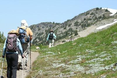 Windy Pass Trail