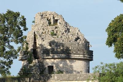 Tower at Chichen Itzá