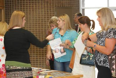 2012 First-Year Teacher Orientation