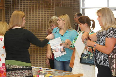 2012 First-Year Teacher Orientation