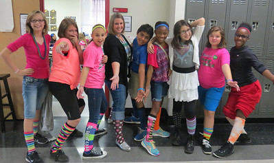 North Richland MS Red Ribbon Week 2014